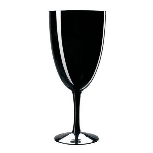 Noritake Palais Black Iced Beverage Glass
