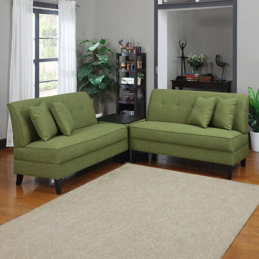 Handy Living Handy Living Symmetrical Sectional