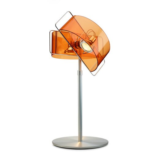 "Pablo Designs Gloss LED 27"" H Table Lamp with Novelty Shade"