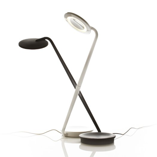 "Pablo Designs PIXO Optical 16.5"" H Table Lamp"