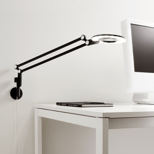 Pablo Designs Link Swing Arm Wall Lamp
