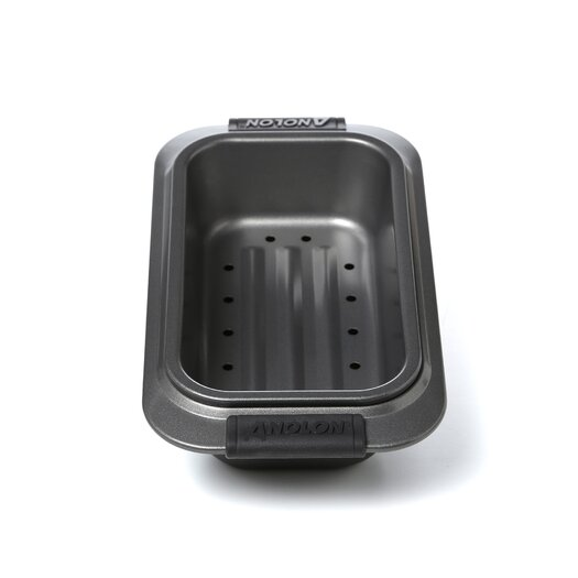 Anolon Advanced 2 Piece Loaf Pan and Insert Set