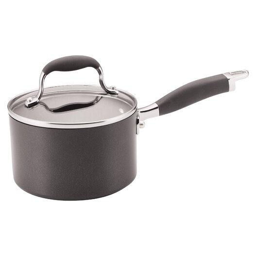 Anolon Advanced Covered Saucepan with Lid