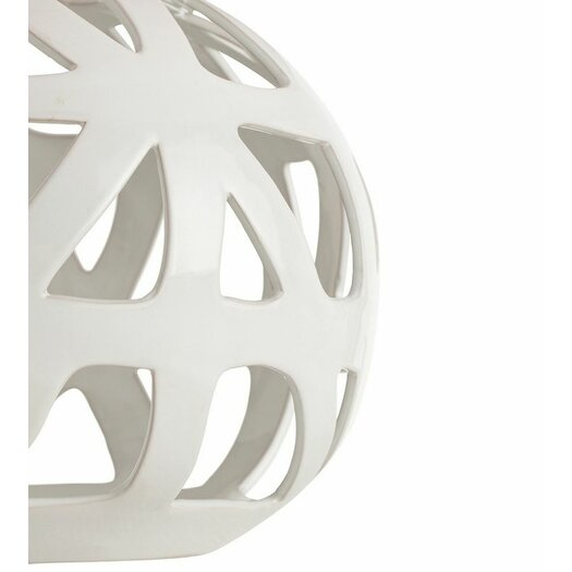 """ARTERIORS Home Wendy Web 22"""" H Table Lamp with Empire Shade"""