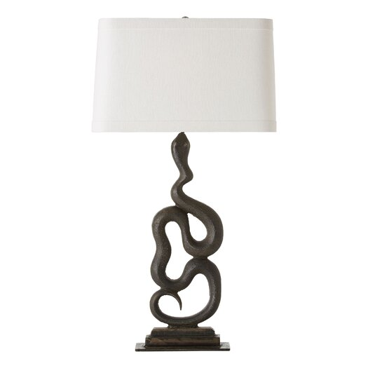 "ARTERIORS Home Heath Right 33"" H Table Lamp with Rectangular Shade"