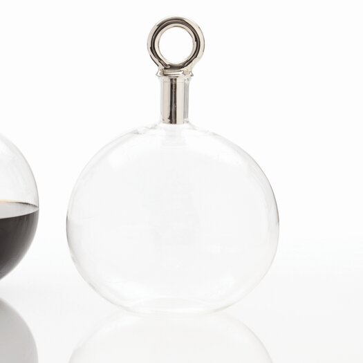 ARTERIORS Home Edgar Round Decorative Bottle with Ring Stopper
