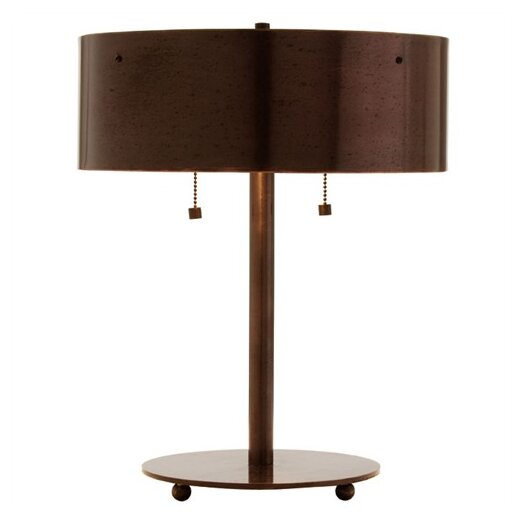 "ARTERIORS Home Albert 19.5"" H Table Lamp with Drum Shade"