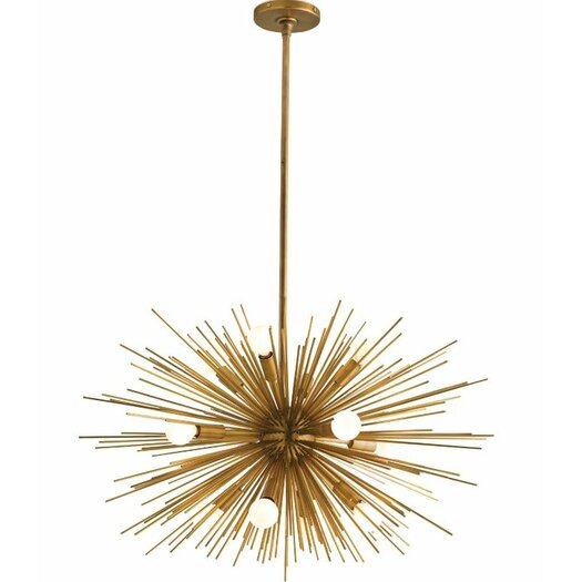 ARTERIORS Home Zanadoo 12 Light Pendant