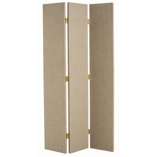 "ARTERIORS Home 84.5"" x 49.5"" Emory 3 Panel Room Divider"