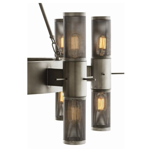 ARTERIORS Home Dirk 18 Light Mini Chandelier