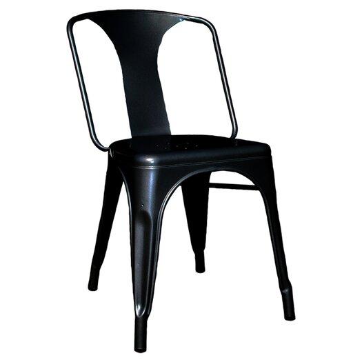 Buffalo Tools Amerihome Metal Side Chair Allmodern