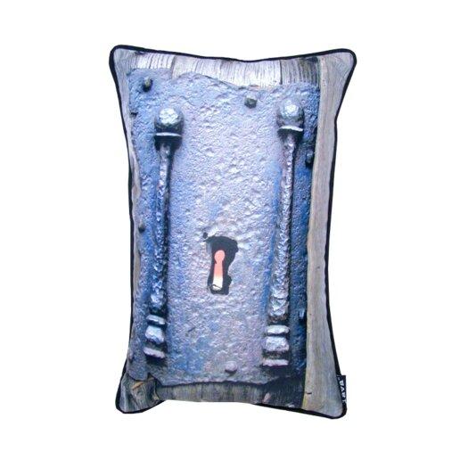 lava Unlocked  Throw Pillow