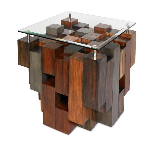 Oggetti cube end table base allmodern - Cube table basse ...