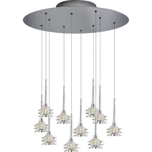 Oggetti Mimosa Suspension Lamp
