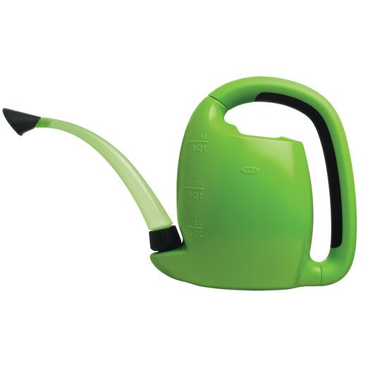 OXO 0.75 Gallon Indoor Pour & Store Watering Can