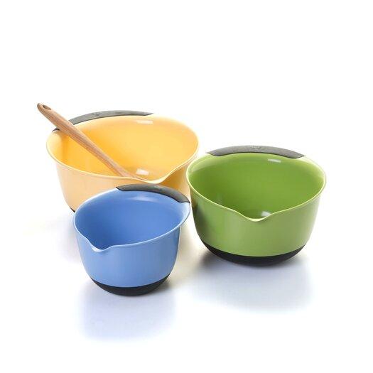OXO 3 Piece Mixing Bowl Set