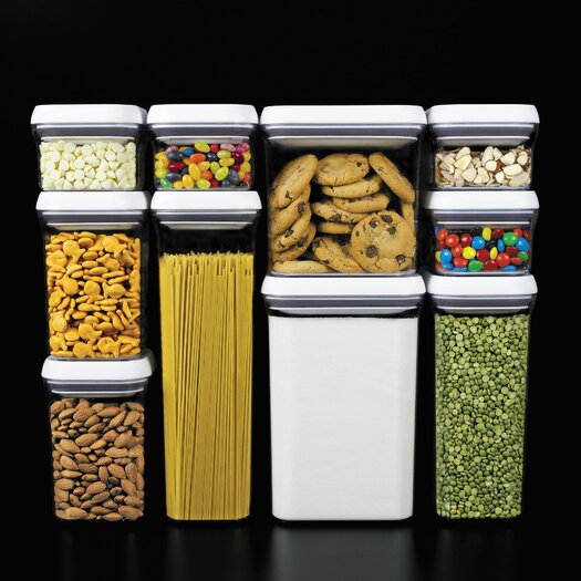OXO Single Pop Container Set