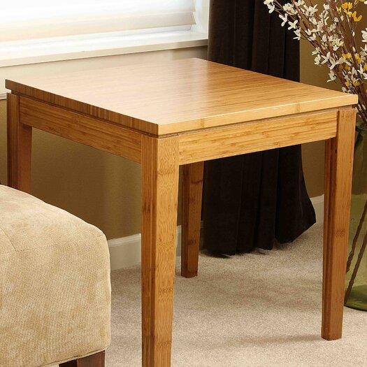 Bamboogle Brazil Bamboo End Table