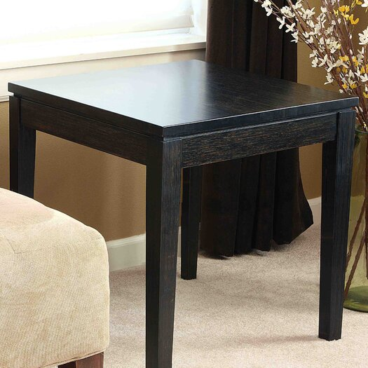 Bamboogle Brazil Bamboo End Table