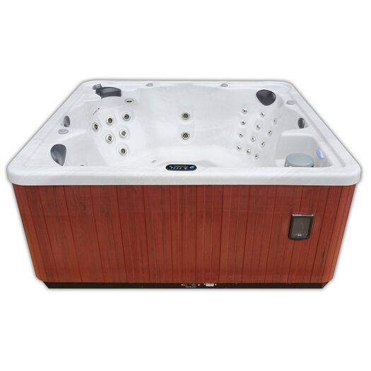 Home and Garden Spas 6-Person 81-Jet Hot Tub