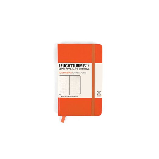 Leuchtturm1917 Pocket Soft Cover Notebook
