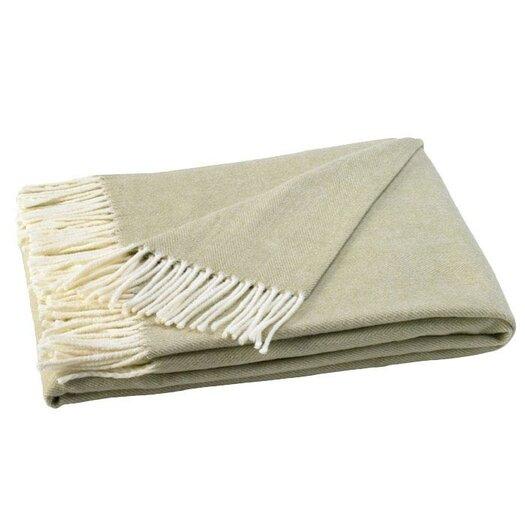 Lands Downunder Italian Herringbone Throw Blanket Allmodern