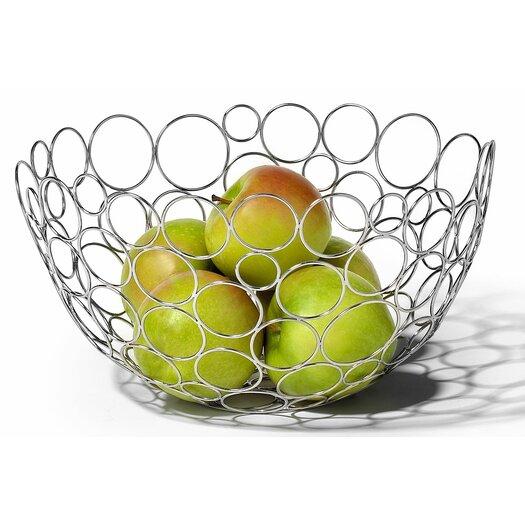 Spectrum Diversified Circles Fruit Basket
