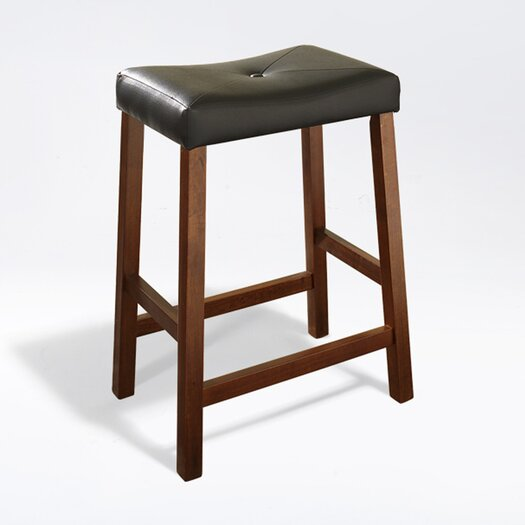 "Crosley 24"" Bar Stool with Cushion"