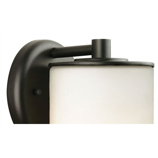 Philips Forecast Lighting Midnight 1 Light  Wall Lantern