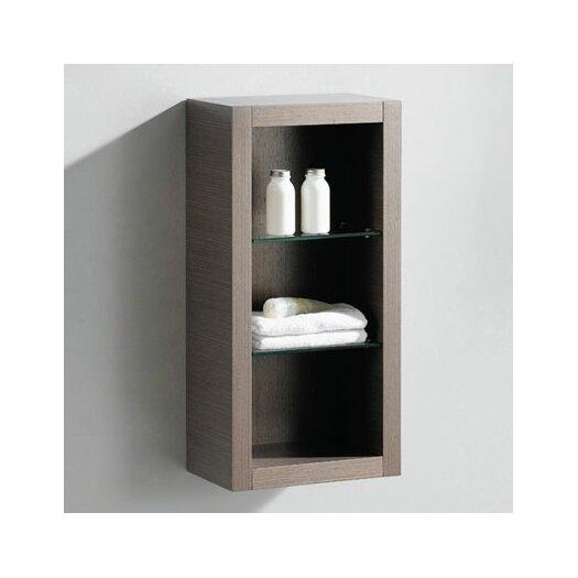 """Fresca Fresca 30"""" x 15.75"""" Wall Mounted Linen Cabinet"""