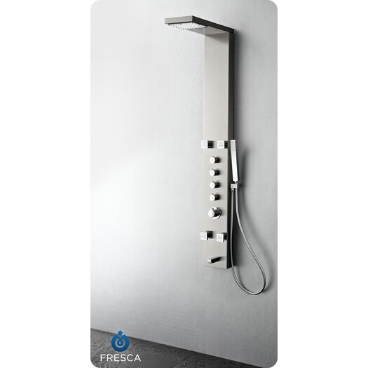 Fresca Verona Thermostatic Shower Panel