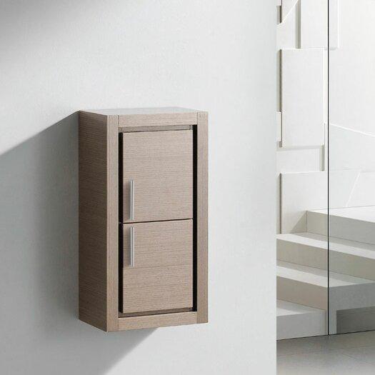 """Fresca 15.75"""" x 32""""  Linen Side Cabinet"""