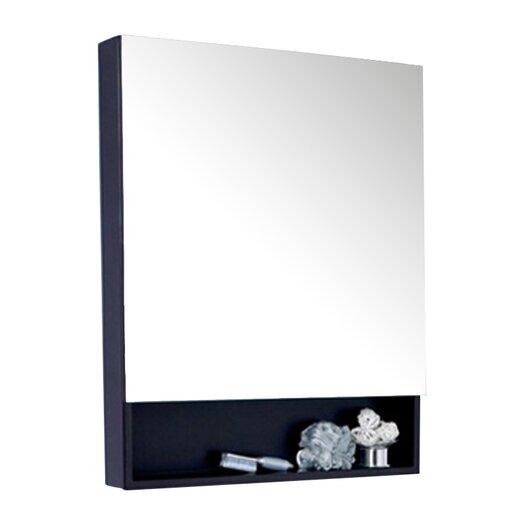 "Fresca 23.5"" x 33.5"" Surface Mount Medicine Cabinet"