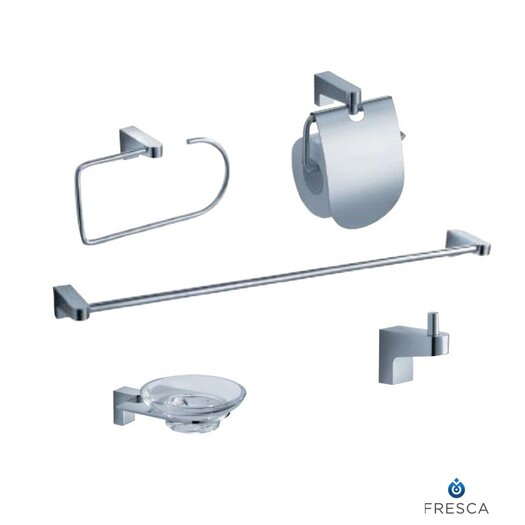 Fresca Generoso 5 Piece Bathroom Hardware Set