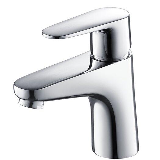 Fresca Diveria Single Handle Deck Mount Vanity Faucet