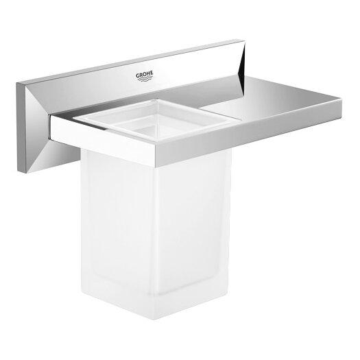 Grohe Allure Brilliant Bathroom Tumbler with Shelf