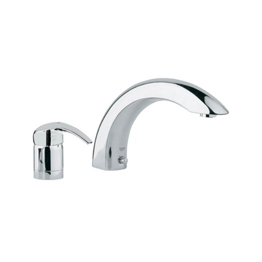 Grohe Eurosmart Single Handle Deck Mount Roman Tub Faucet