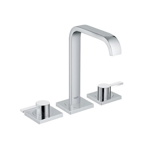 Grohe Allure Double Handle Widespread Bathroom Faucet
