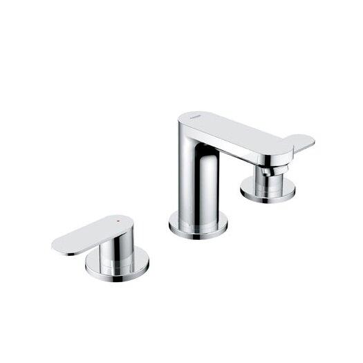 Grohe Eurosmart Double Handle Widespread Bathroom Faucet