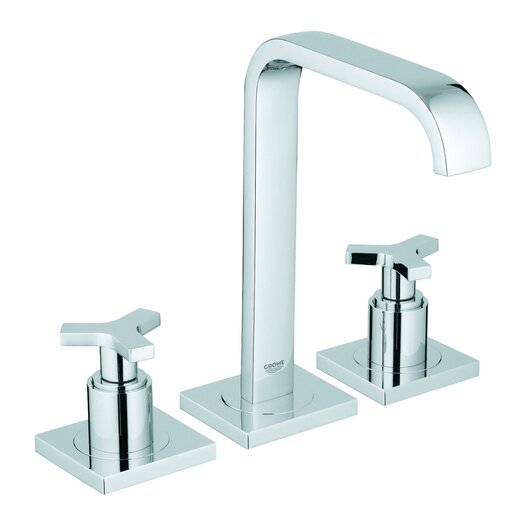 Grohe Allure Double Handle Widespread Bathroom Faucet