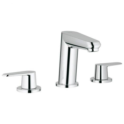 Grohe Eurodisc Double Handle Widespread Bathroom Sink