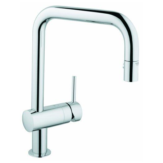 Grohe Minta Single Handle Single Hole Standard Kitchen Faucet