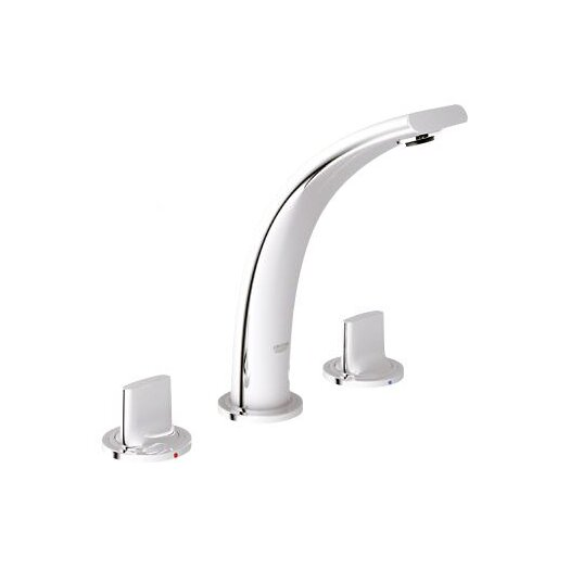 Grohe Ondus Double Handle Widespread Bathroom Faucet