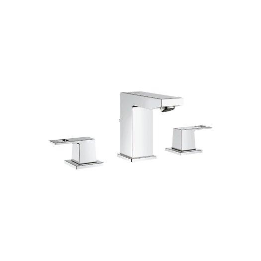 Grohe Eurocube Double Handle Widespread Bathroom Faucet