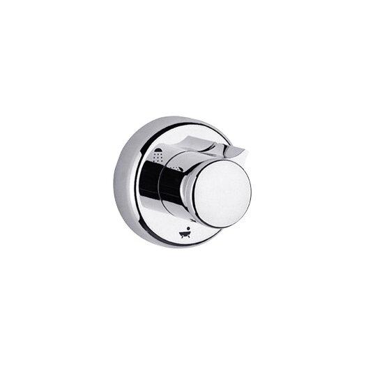 Grohe Five Port Diverter Shower Faucet Trim with Grip Handle