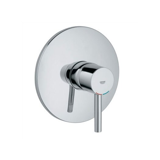 Grohe Essence Pressure Balance Valve Faucet Trim with Lever Handle