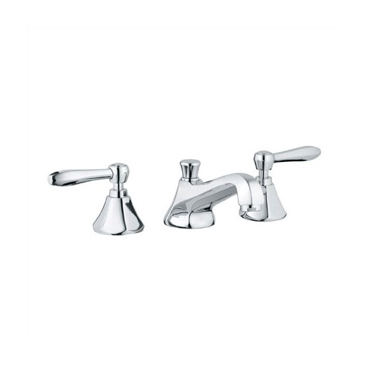 Grohe Somerset Widespread Bathroom Faucet, Less Handles