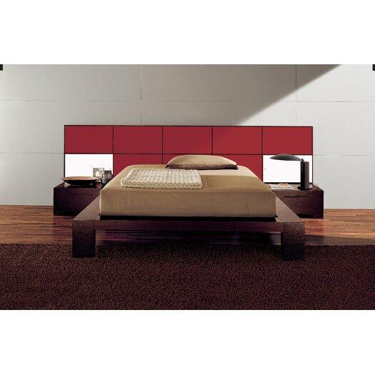 YumanMod Soho Platform Customizable Bedroom Set