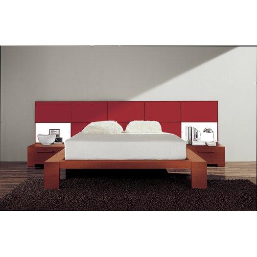 YumanMod Wynd Platform Customizable Bedroom Set