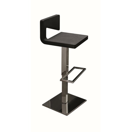 Charme Air Adjustable Height Swivel Bar Stool